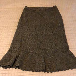 Skirt Green Ralph Lauren